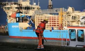 A worker at the northeast port in Blyth, which voted Conservative for the first time.  'Voters in the former industrial parts of Britain are not mugs.'