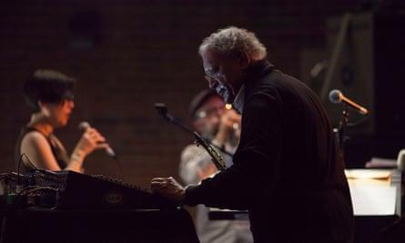 Anthony Braxton Trio.