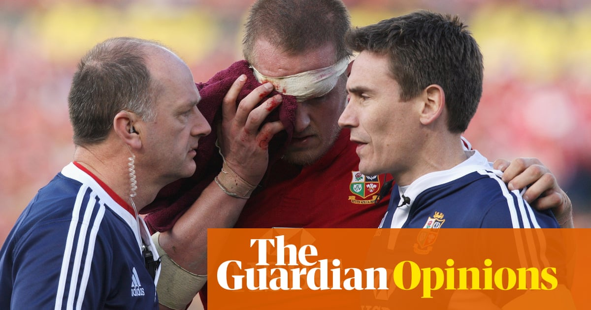Twelve years after the Lions' bloody battle in Pretoria, player welfare is still a concern