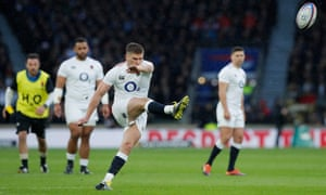'Owen Farrell is so influential in terms of how he organises England's attacking and territorial shape.'