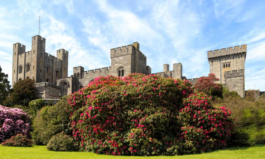 Penrhyn Castle in north Wales is among sites listed in a National Trust report highlighting connections with colonialism and slavery