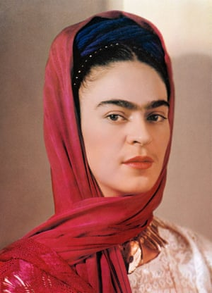 Frida with Magenta Rebezo, New York 1939
