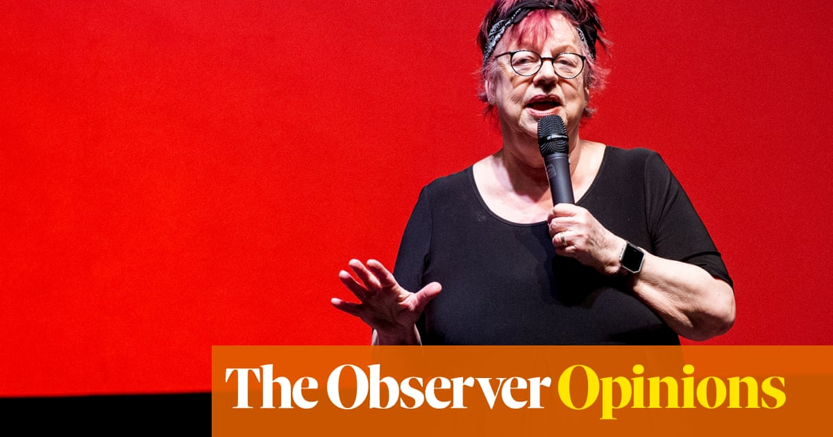 Jo Brand: such a mistake to take comedians too seriously | Rebecca Nicholson