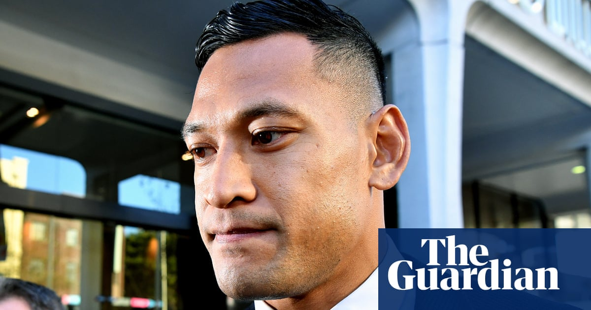 Judge urges Israel Folau and Rugby Australia to settle dispute through mediation
