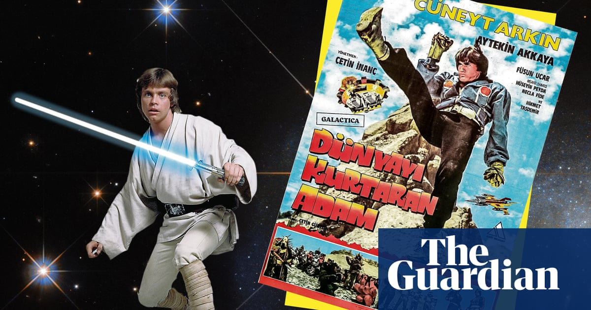 Attack of the killer Jedi! The bizarre story of Turkish Star Wars