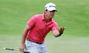 Brian Harman leads the US Open by one shot going into the final day at Erin Hills.