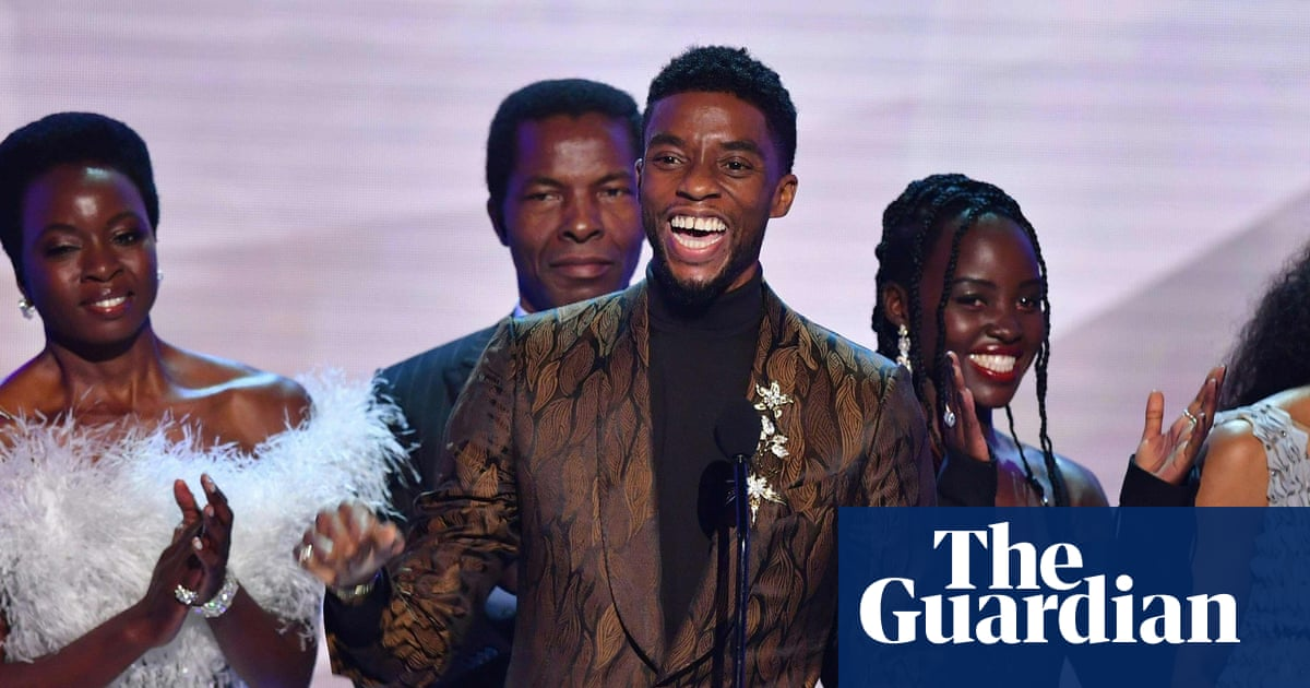 To be young, gifted and black: Chadwick Boseman on starring in Black Panther –video