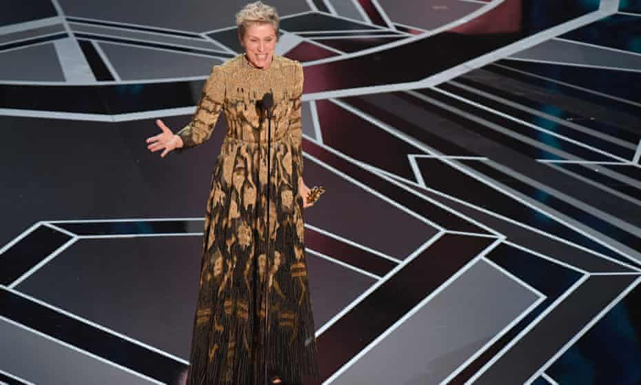 The report, authored by Stacy L Smith, called for widespread adoption of the so-called inclusion rider concept she invented, which was made famous by actor Frances McDormand's Oscar speech earlier this year.