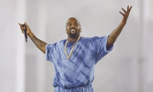 Kanye West … has already thrown his support behind Ocean's release Blonde, tweeting: 'Frank album on repeat'.