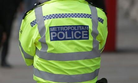 Metropolitan Police officers