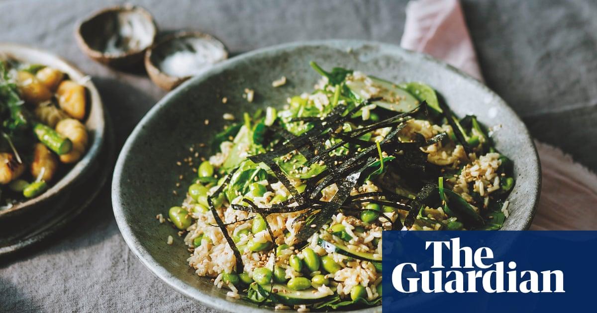 Hetty mckinnons sushi salad recipe food the guardian forumfinder Images