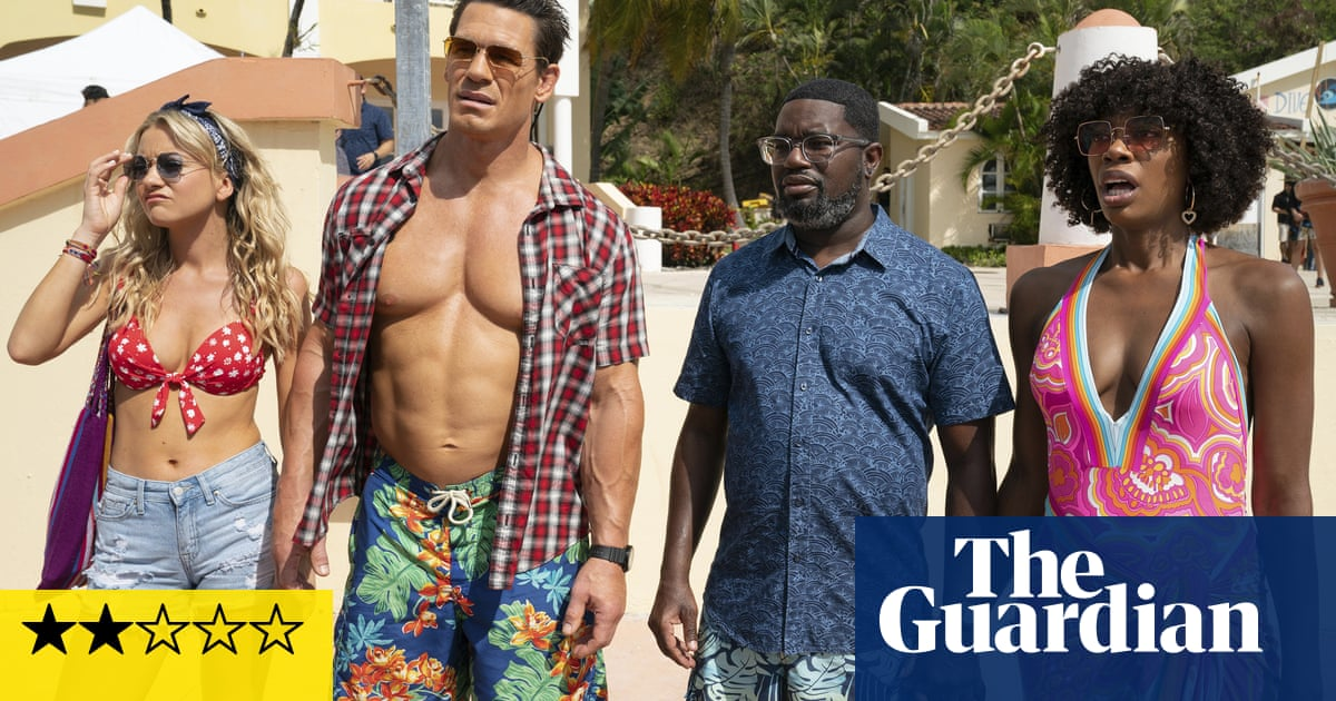 Vacation Friends review – raucous summer comedy is a washout