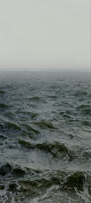 Water XVIII, (Shoeburyness towards Mulberry Defenses and on to Grain Power Station), England 2015