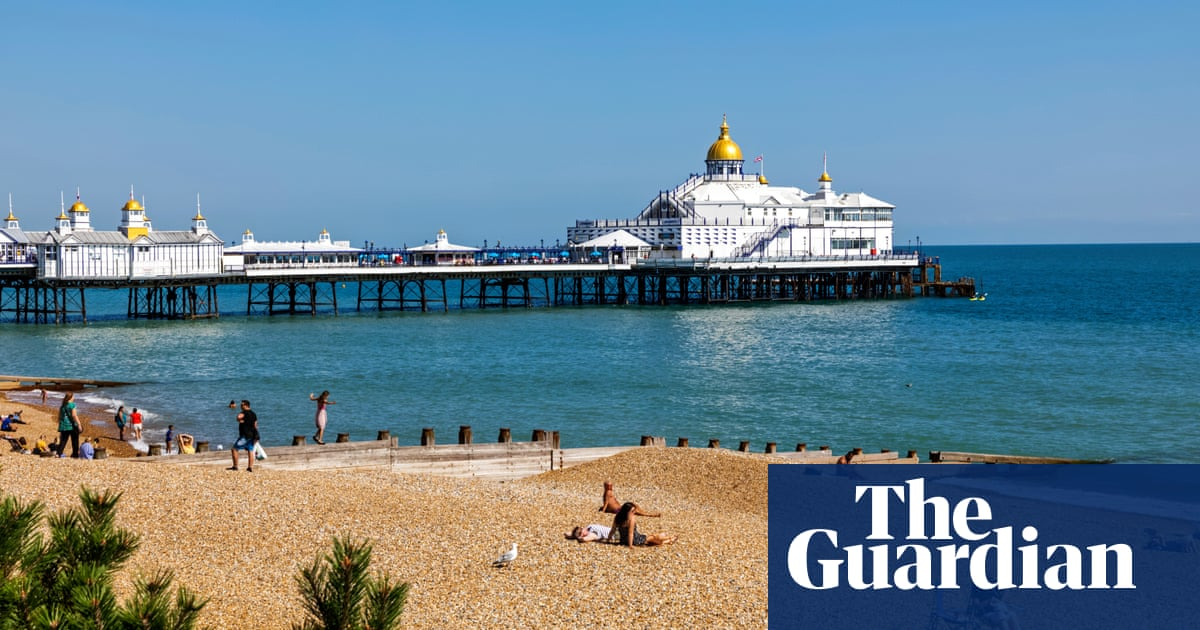Eastbourne's arty new hotel marks it out as a seaside town on the up