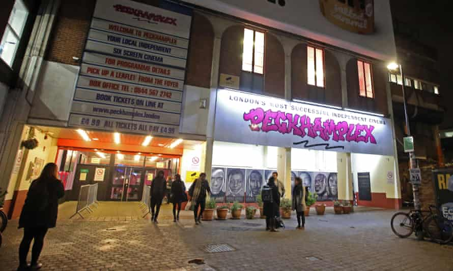 Peckhamplex in south-east London