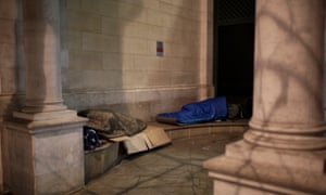 'Since her asylum claim was refused, Maria has spent several years sleeping rough in stations, on the night bus, outside or on a good night on a friend's floor.'
