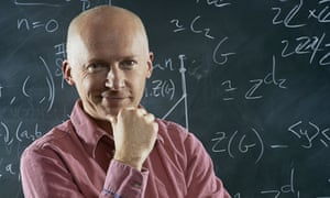 Marcus du Sautoy, Oxford, Britain - 23 Jul 2014Mandatory Credit: Photo by Joby Sessions/Oxford Univers/REX Shutterstock (4272778a) Marcus du Sautoy standing at blackboard with mathematical formulae and equations. Marcus du Sautoy, Oxford, Britain - 23 Jul 2014 Simonyi Professor for the Public Understanding of Science and a Professor of Mathematics at the University of Oxford. Formerly a Fellow of All Souls College, and Wadham College, he is now a Fellow of New College. He is President of the Mathematical Association.