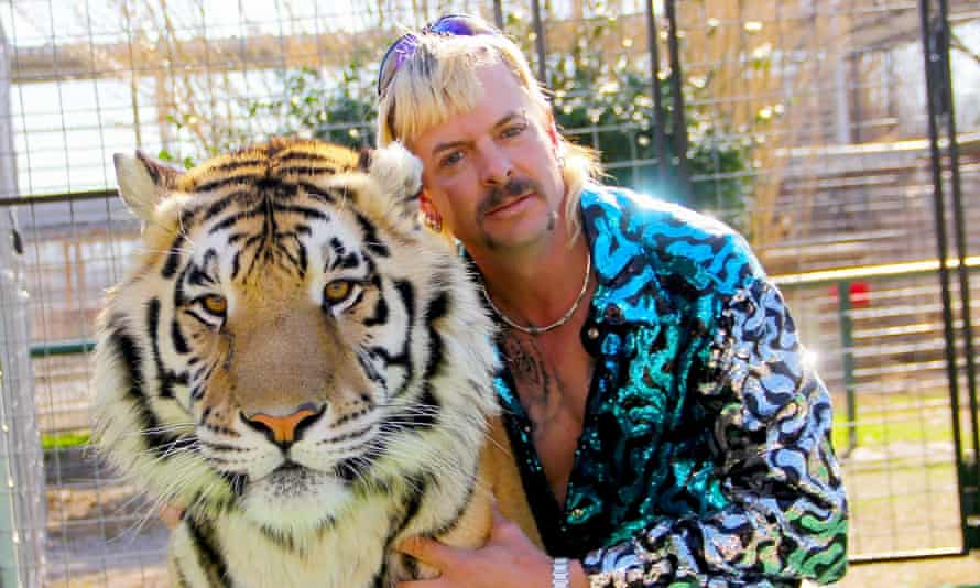 Joe Exotic. A three-judge panel for the US court of appeals for the 10th circuit in Denver, Colorado, found that the trial court wrongly treated two convictions separately in calculating his prison term under sentencing guidelines.