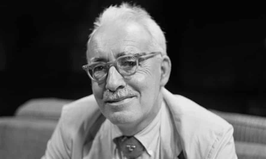 Frank O'Connor in 1958.