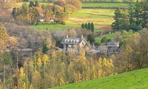 The Hafod Hotel was once a hunting lodge for the 500-acre Hafod Estate