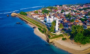 Galle town