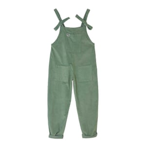Editor's pick: sustainable brand Lucy & Yak produces versatile and affordable dungarees Dungarees, £54, lucyandyak.com.