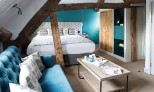 Great Room 21 at Old Stocks Inn.