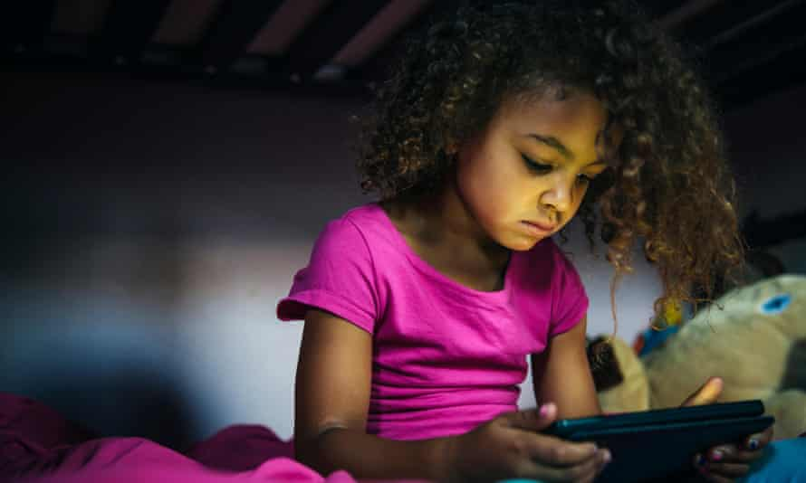 Many parents worry about the effect of screen-based technology on their children.