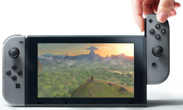 Is Nintendo's Switch hybrid console the future of gaming