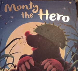 "<a href=""https://bookshop.theguardian.com/catalog/product/view/id/328762/""><strong>Monty the Hero by Steve Smallman</strong></a><br><a href=""https://witness.theguardian.com/assignment/56334050e4b0aceae193b8f8"">Reviewed by Teri and Mya (5 ½)</a><br>Monty the Hero is a story about a little mole who wishes he too could be a hero just like in his bedtime story. He sneaks out of bed and tunnels up to find adventure. Monty makes a friend, escapes from a monster, saves his friend and finds a magic wand!At the end of the book there are discussion points for parents and teachers.Mya said ""I liked the bit where a badger comes and he thinks it's a monster. He pretends to be a mushroom and that's a bit funny to me.""A funny and enjoyable book with lovely illustrations to match."