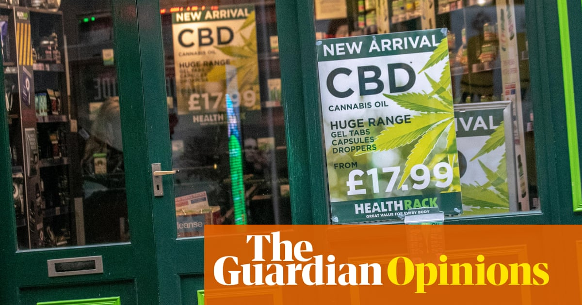 Cannabis has great medical potential  But don't fall for the CBD