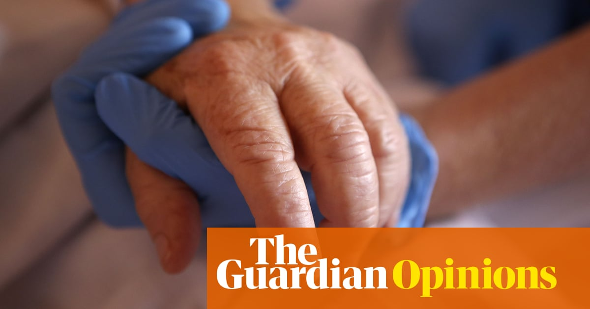 Disabled people need more help to live, not to die