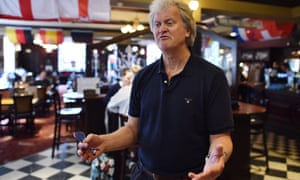 Tim Martin boss of JD Wetherspoon