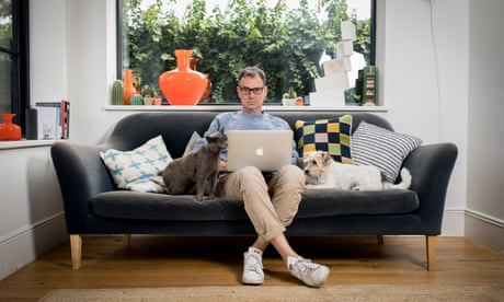 Sit! Stay! Get off my Zoom call! How to work from home – when your pet won't let you