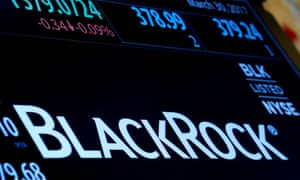 BlackRock is the largest holder of Unilever's plc shares.