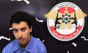 Hashim Abedi, the brother of Manchester Arena bomber Salman Abedi, who has been detained in Tripoli along with their father Ramadan.