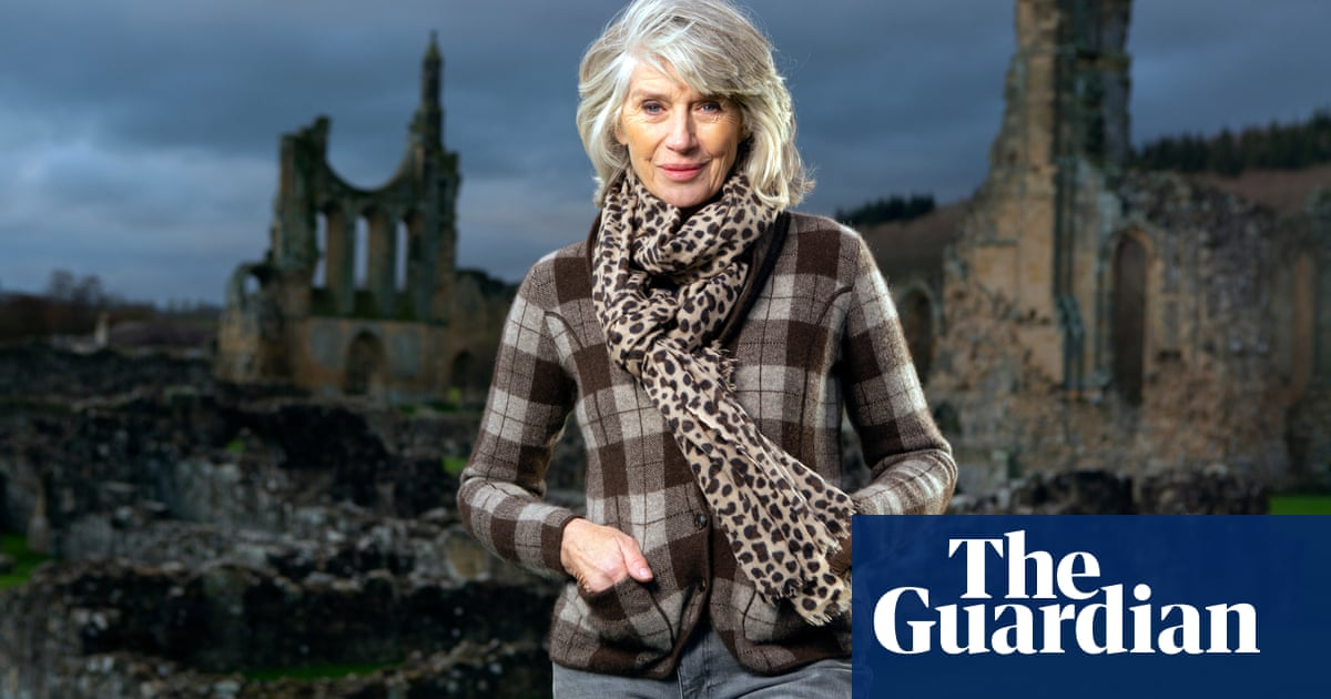 'I did hate TV': Selina Scott on Trump, Prince Andrew, Frank Bough and the BBC