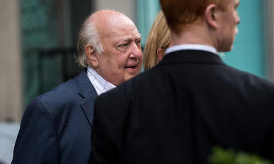 Rogers Ailes News Corp