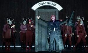 Allan Clayton sings the lead role in Berlioz's La Damnation de Faust.