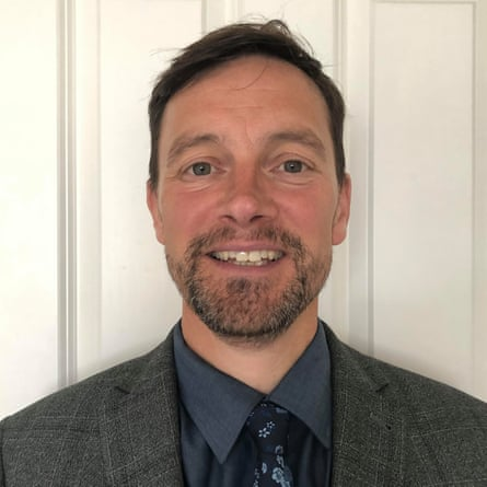 Matthew Shanks a head teacher
