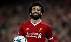 huge selection of e7dd1 97a36 Football transfer rumours: Liverpool's Mohamed Salah to Real ...