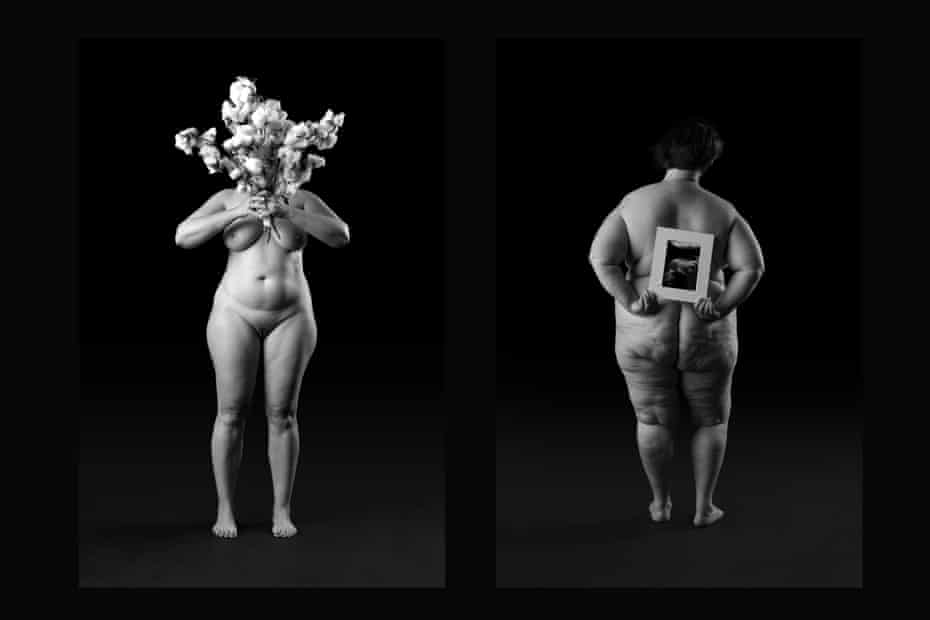 Melbourne photographer Ponch Hawkes took photographs of hundreds of nude women over 50.