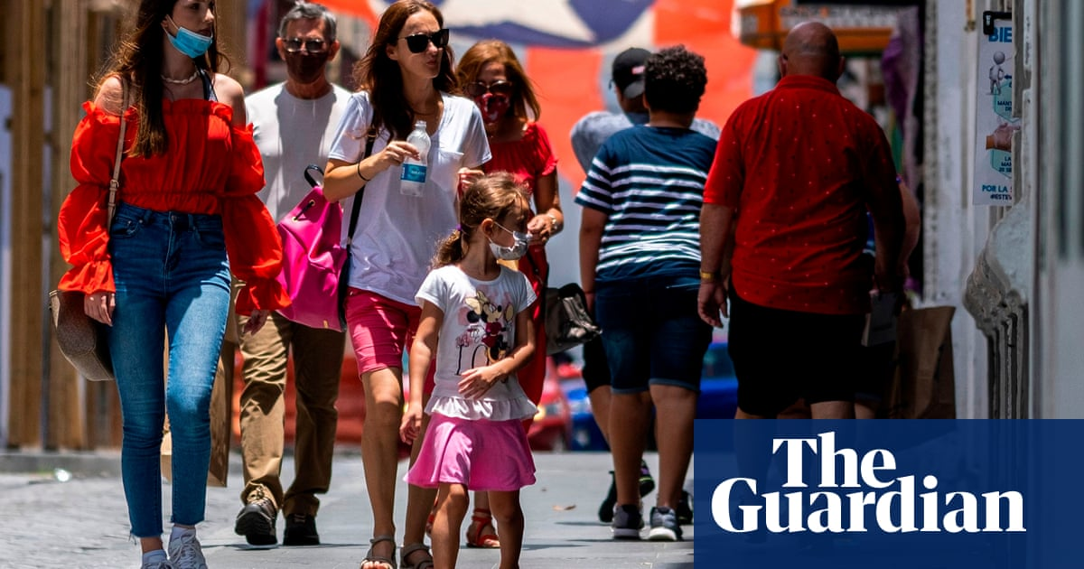 Puerto Rico sees a surge in tourism – and a rise in aggressive tourist behavior