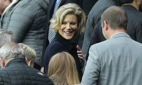 Amanda Staveley signs Newcastle non-disclosure agreement before likely bid