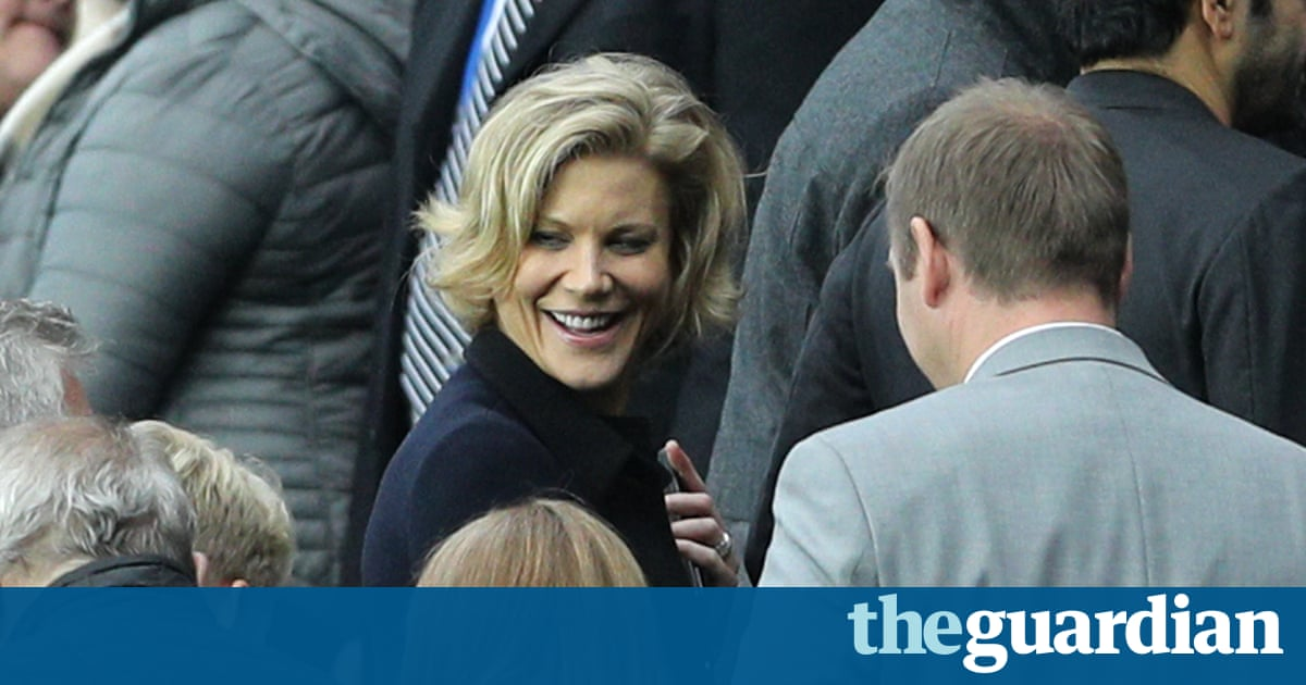 Newcastle sale moves closer as Amanda Staveley increases offer to £300m