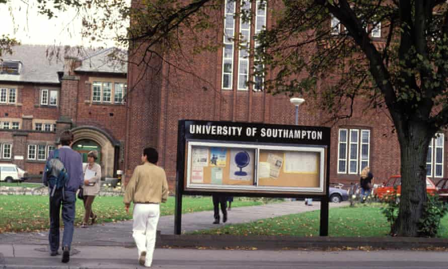 Southampton's Prof Oren Ben-Dor said; 'There have been no threats of violence. [The costs] should not be imposed.'