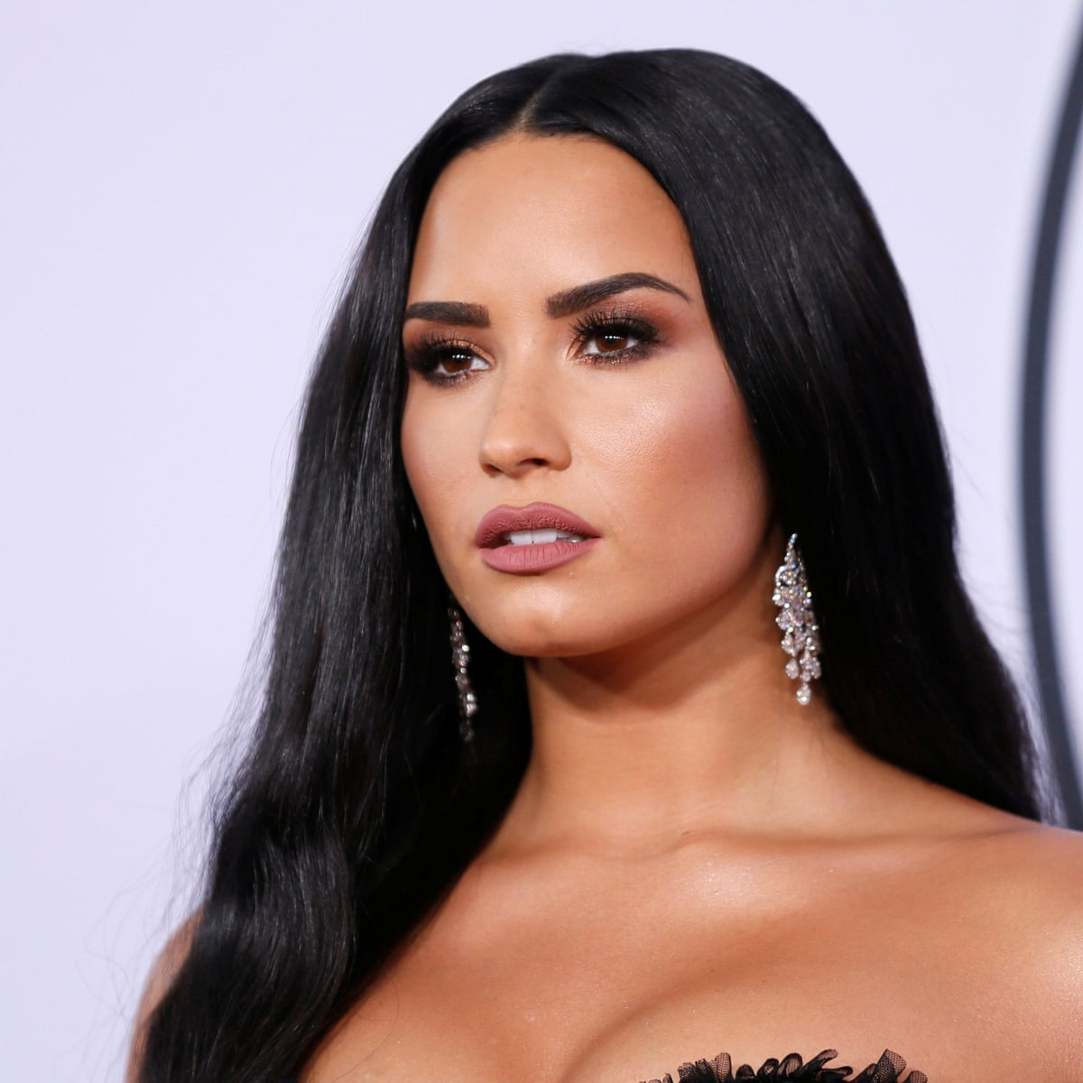 I wasn't ready to get sober': how Demi Lovato faces her demons squarely |  Music | The Guardian