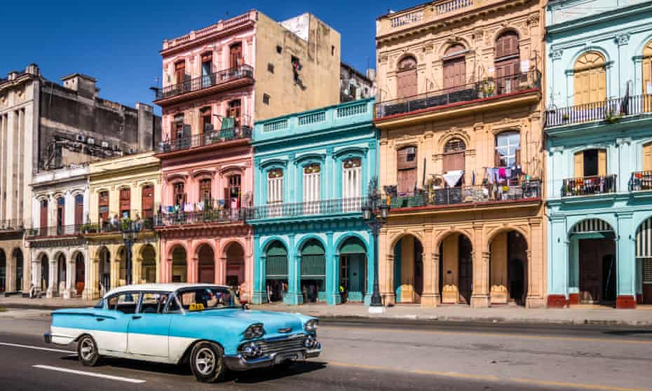 Unexplained illnesses were first discovered among US diplomats in Havana in 2016.