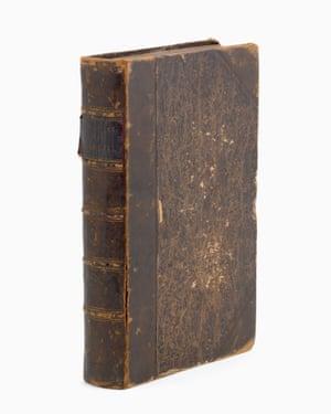 First edition of Das Kapital by Karl Marx.