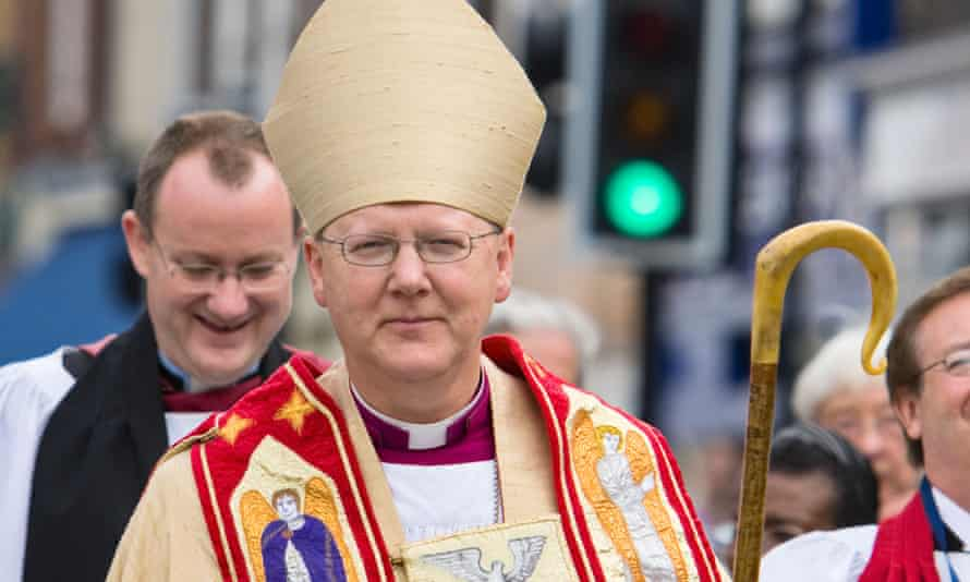 The Right Rev Alan Smith has criticised the 'mean-spirited' tone of the EU referendum debate.